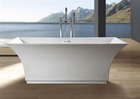 freestanding bathtubs under 1000 maryann modern free standing bathtub faucet with drain set