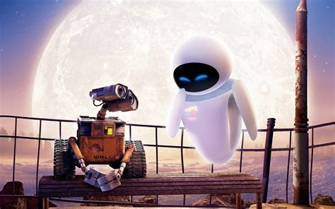 wall e wall e eve wallpapers hd wallpapers id 9778