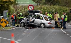 Car Crash In New Zealand Last Week Jdc221011201 Jpg Setford News Photo Agency