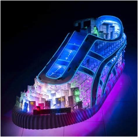 cool light up shoes every thing is futuristic neon electric shoe futuristic