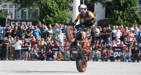 motosiklet festivali ilgi goerdue tokat