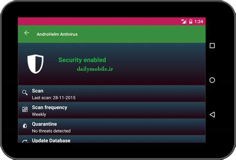android protection دانلود بهترین آنتی ویروس برای اندروید antivirus android security
