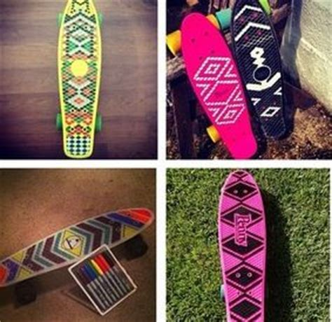 Penny Board Decoration Penny Board Design Crafts Amp Diy Pinterest Instagram