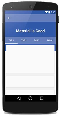 materialviewpager:a material design viewpager easy to use