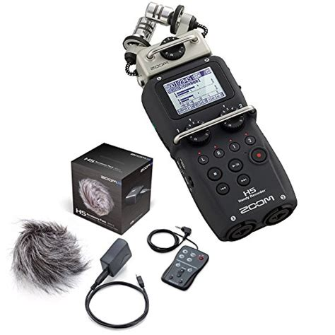 Zoom Aph 5 H5 Accessory Pack zoom h5 handy portable stereo recorder aph 5 accessory pack bundle instruments sale