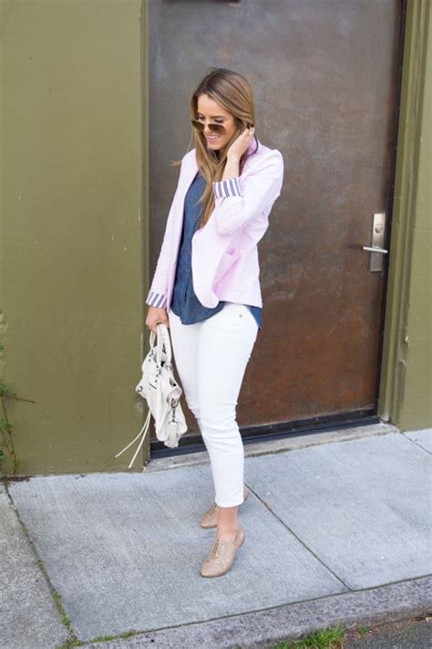 Pink Rory Shirt best 25 light pink blazers ideas on and