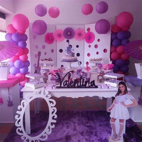 beautiful disney violetta birthday party louises  birthday party pinterest birthdays