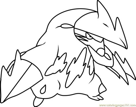 pokemon excadrill coloring pages 85 pokemon excadrill coloring pages coloring pages