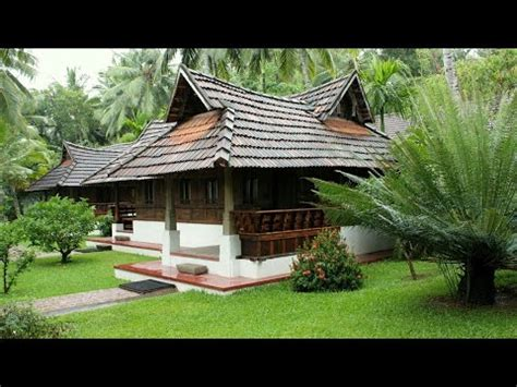 kerala house gardens youtube