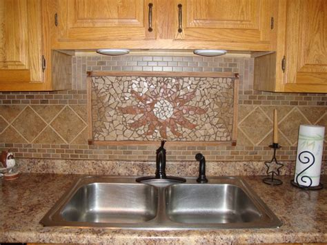 diy kitchen backsplash tile ideas diy mosaic tile backsplash accent walls