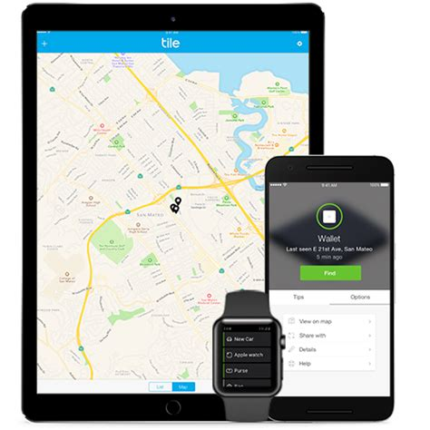 Buy Tile App Learn How Tile S Bluetooth Tracking Device Helps You Find