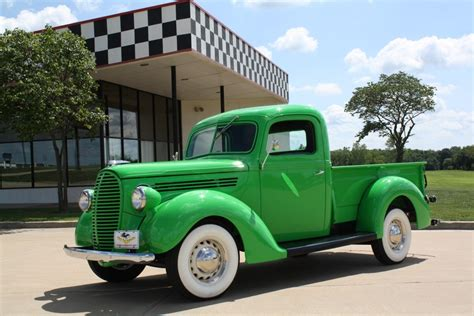 green paint sles 1938 custom truck related keywords suggestions 1938