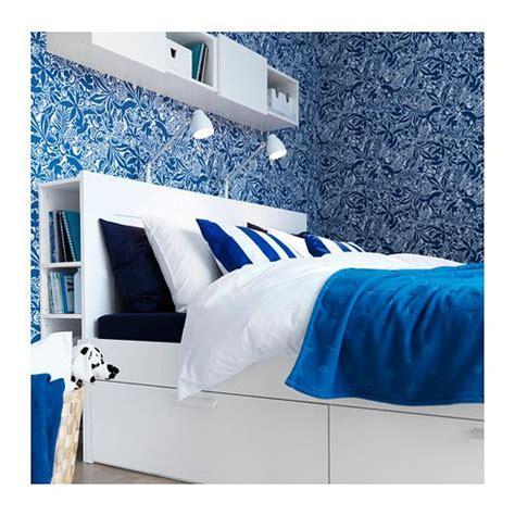 bookcase headboard ikea 50 best bedroom storage images on pinterest home