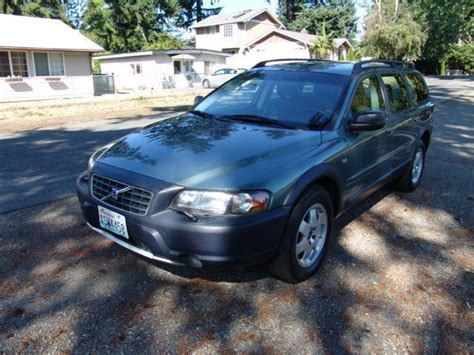 volvo  xc cross country cars  sale