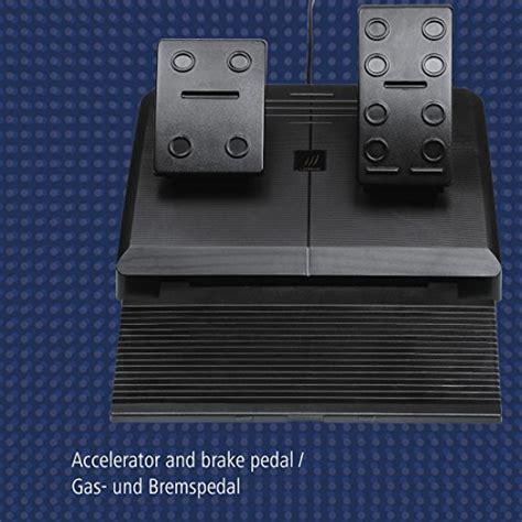 hama 113754 kit volante e pedaliera per pc ebay