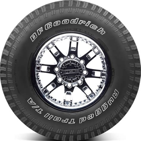 bfg rugged trail ta bfgoodrich rugged trail t a p265 75r16 tires
