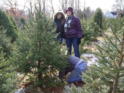 christmas tree farms near boise santa photos