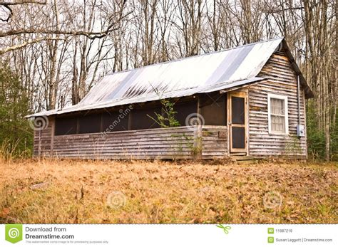 Cabin In The Woods Free by Cabin In The Woods Royalty Free Stock Images Image