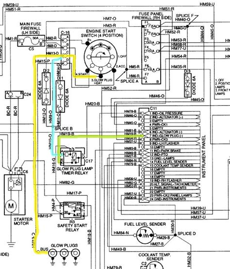mercedes glow relay wiring diagram style by