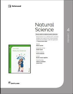 natural science 4 primary 8416380171 natural science 4 186 e primaria editorial richmond descargas pdf ingl 233 s educaci 243 n primaria