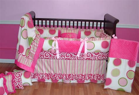Jade Pink Baby Bedding Set Bedding Set Baby