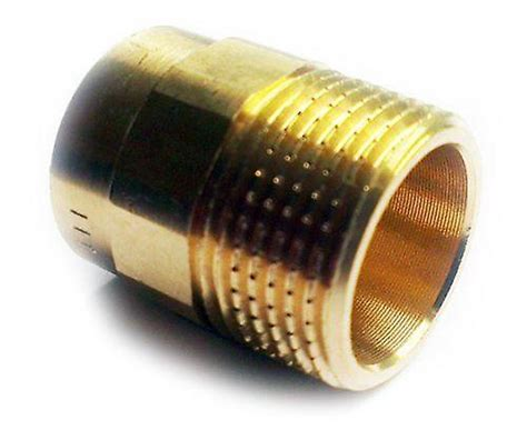 Brass Connectors Plumbing by Brass Plumbing Fittings For Solder With Copper Pipes Fruugo