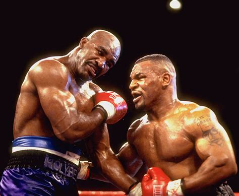 Mike Tyson Wants To Fight A In The Ring by Nov 9 1996 Holyfield Vs Tyson Ithe Fight City