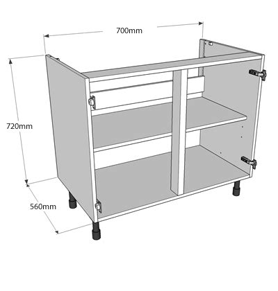 kitchen sink and base unit now offer 3 levels of delivery for complete kitchens we