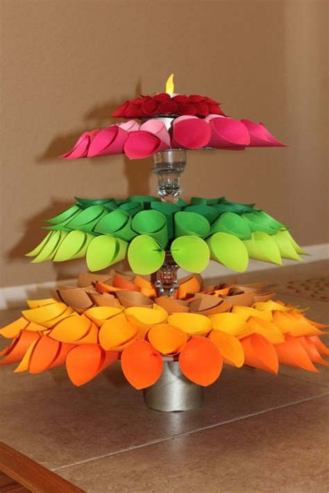 Paper Craft Ideas For Diwali - the 25 best diwali decorations ideas on diy