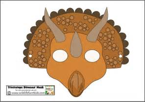 dinosaur mask template free printable dinosaur masks for prehistoric play