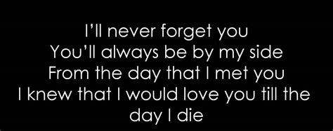 You Till I Die zara larsson mnek never forget you lyrics hq