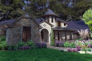 french cottage house plans cottage craftsman european french country house plan 75135