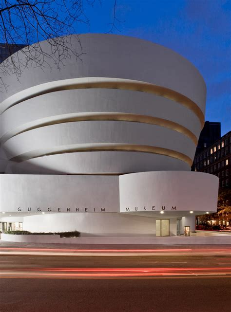 modern museum architecture an american revolution the guggenheim by f l wright