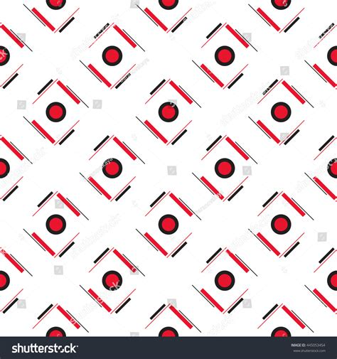 red white pattern vector vector seamless red white pattern vector stock vector