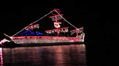 public boat r new smyrna beach 2014 new smyrna beach christmas boat parade youtube