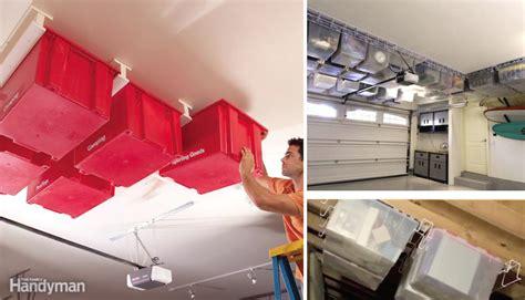 Garage Storage Companies Designing For An Organized Garage Part 1 Using The