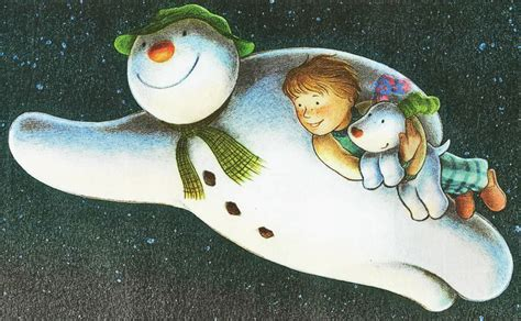 the snowman and the the snowman and the snowdog tv the atkinsonthe atkinson