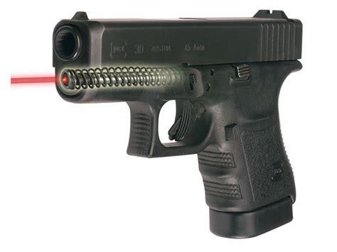 glock 17 light and laser lasermax guide rod laser sight glock