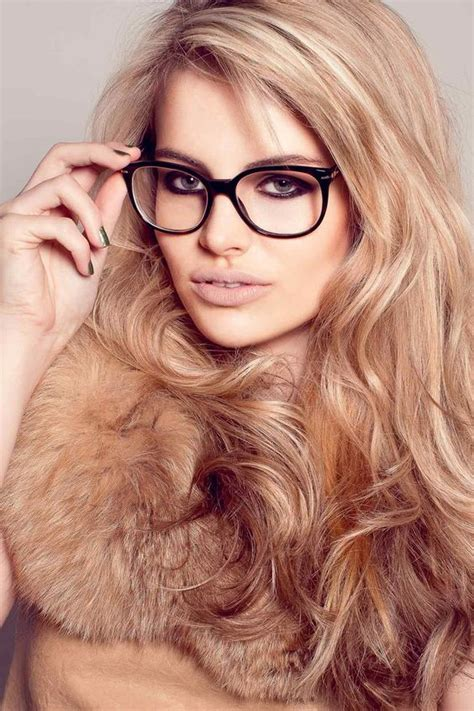 blonde hairstyles with glasses 24 chagne blonde hairstyles for women pretty designs