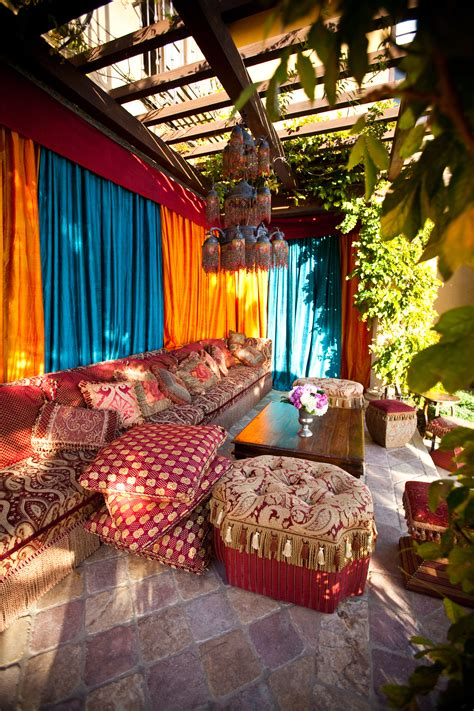 Living Room Hookah Lounge Moroccan Area Events By Design