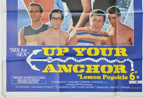 Film Up Your Anchor | up your anchor hot bubblegum double bill original