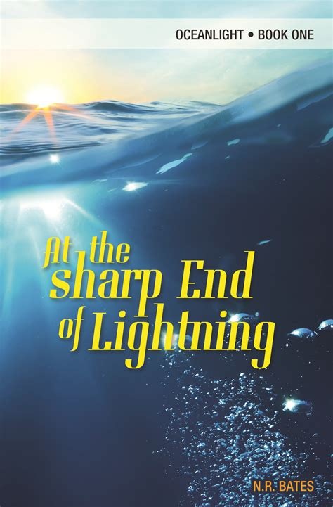 ends books at the sharp end of lightning by nl bates book tour