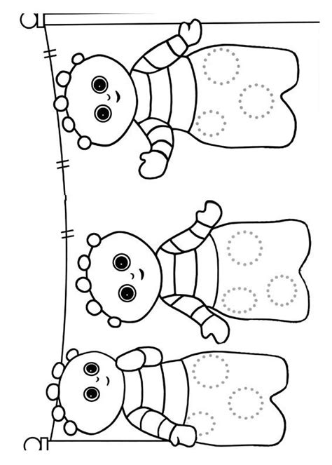 in the night garden coloring pages4 coloring kids