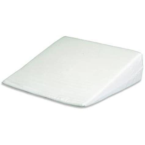bed wedge pillow hermell foam bed wedge pillow at healthykin com