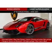 2014 Lamborghini Gallardo LP 570 4 Superleggera Edizione