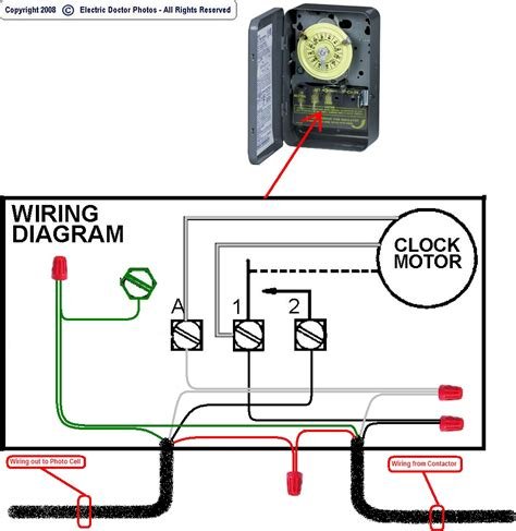 how to wire diagrams contactors to free printable wiring