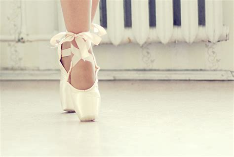 point shoes ballet on