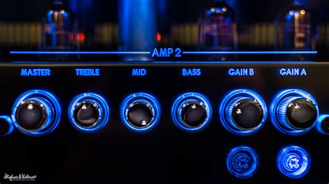 Set Sleting presence resonance and eq settings for a great live guitar tone hughes kettner