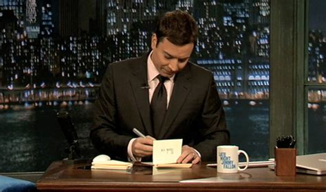 12 funniest thank you notes from quot late with jimmy fallon quot