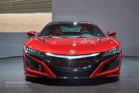 honda supercar honda nsx reborn as a hybrid supercar at geneva 2015